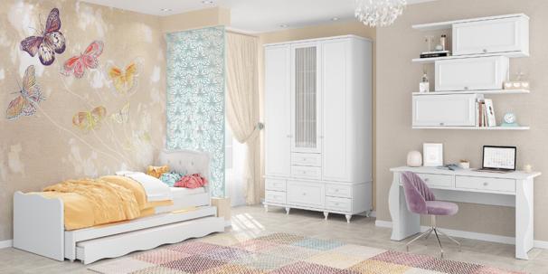 חדרי שינה קומפלט לילדים ונוער