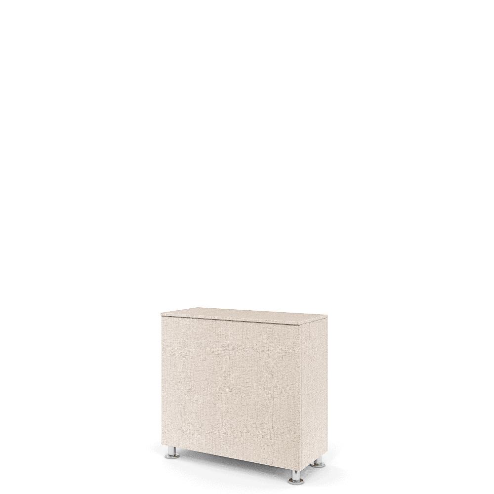 ארגז אחסון עומד עם דלת עילית – דגם לייב רגל