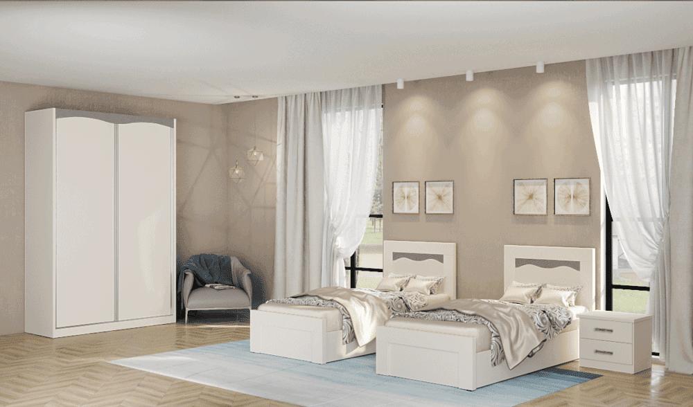 חדרי שינה יהודיים כולל ארון